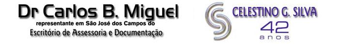 Carlos B. Miguel - Assessoria em Documentação - São José dos Campos, SP