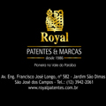guia sjc, ROYAL PATENTES & MARCAS