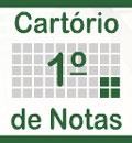 guia sjc, 1º CARTÓRIO DE NOTAS