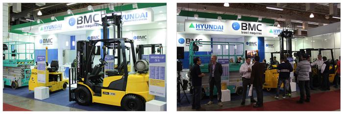 Entre em contato com Empilhadeiras Hyundai - Distribuidor Autorizado: Tecnomac - São José dos Campos, SP