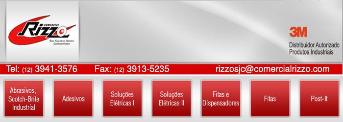 Comercial Rizzo - Representante 3M - São José dos Campos, SP
