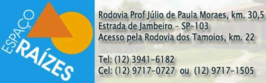 Espaço Raízes - Eventos e Desenvolvimento de Pessoas - Jambeiro, SP