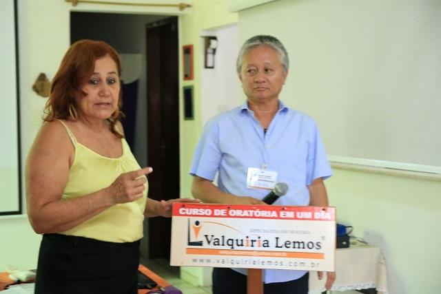Entre em contato com Curso de Oratória - Valquíria Lemos