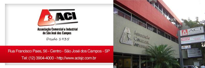 ACI-SJC - Associação Comercial e Industrial de São José Campos, SP
