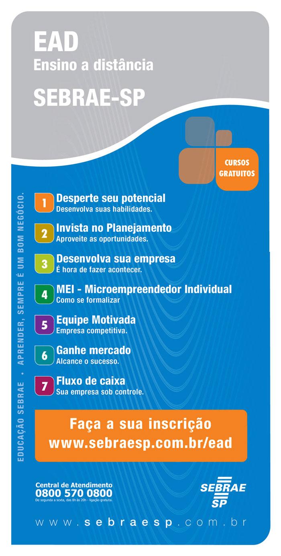 Entre em contato com SEBRAE-SP - Escritório Regional de São José Campos, SP