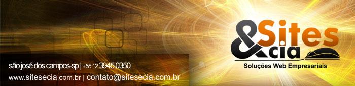 SITES & CIA - Criação de Sites, Lojas Virtuais, e-Commerce - São José dos Campos, SP