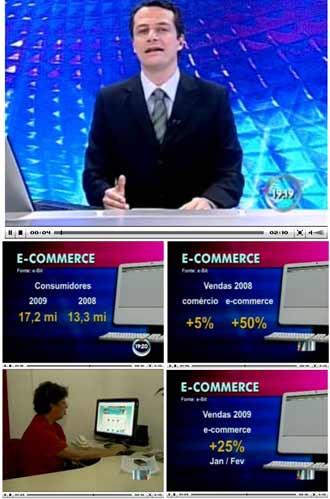 Levantamento de dados sobre e-Commerce - VNEWS - 14-05-2009