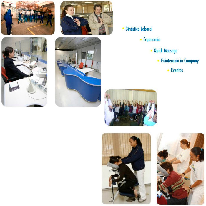 Entre em contato com Realce - Ginástica Laboral, Ergonomia, Corporate Fitness - São José dos Campos, SP
