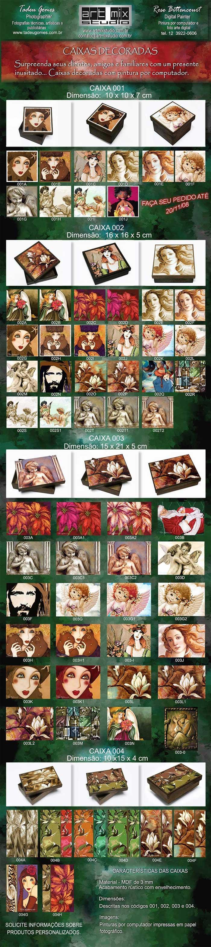 Entre em contato com Art Mix Studio - Pintura Digital, Retratos e Fotografias Profissionais - São José dos Campos, SP