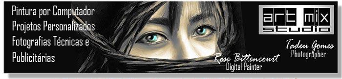 Art Mix Studio - Pintura Digital, Retratos e Fotografias Profissionais - São José dos Campos, SP
